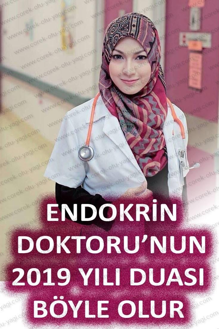 Endokrin Doktoru'nun 2019 Yılı Duası Böyle Olur | www.corek-otu-yagi.com