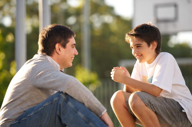 çocuğun sorunlarını dinlemek