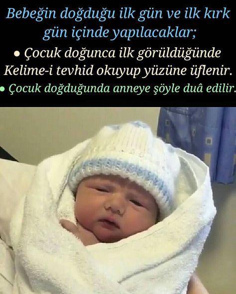 Bebeğin doğduğu ilk gün ve ilk kırk gün içinde yapılacaklar | www.corek-otu-yagi.com
