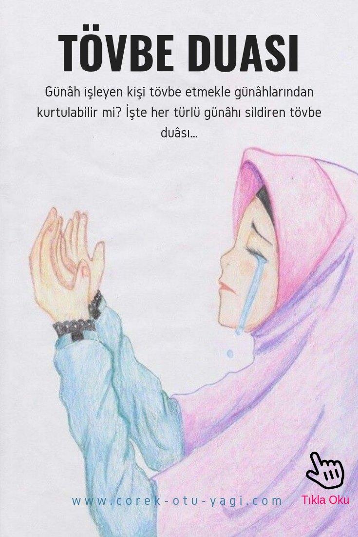 Tövbe Duası | www.corek-otu-yagi.com