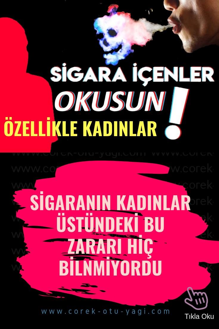 Özellikle Sigara İçen Kadınlar Okuyunuz! | www.corek-otu-yagi.com