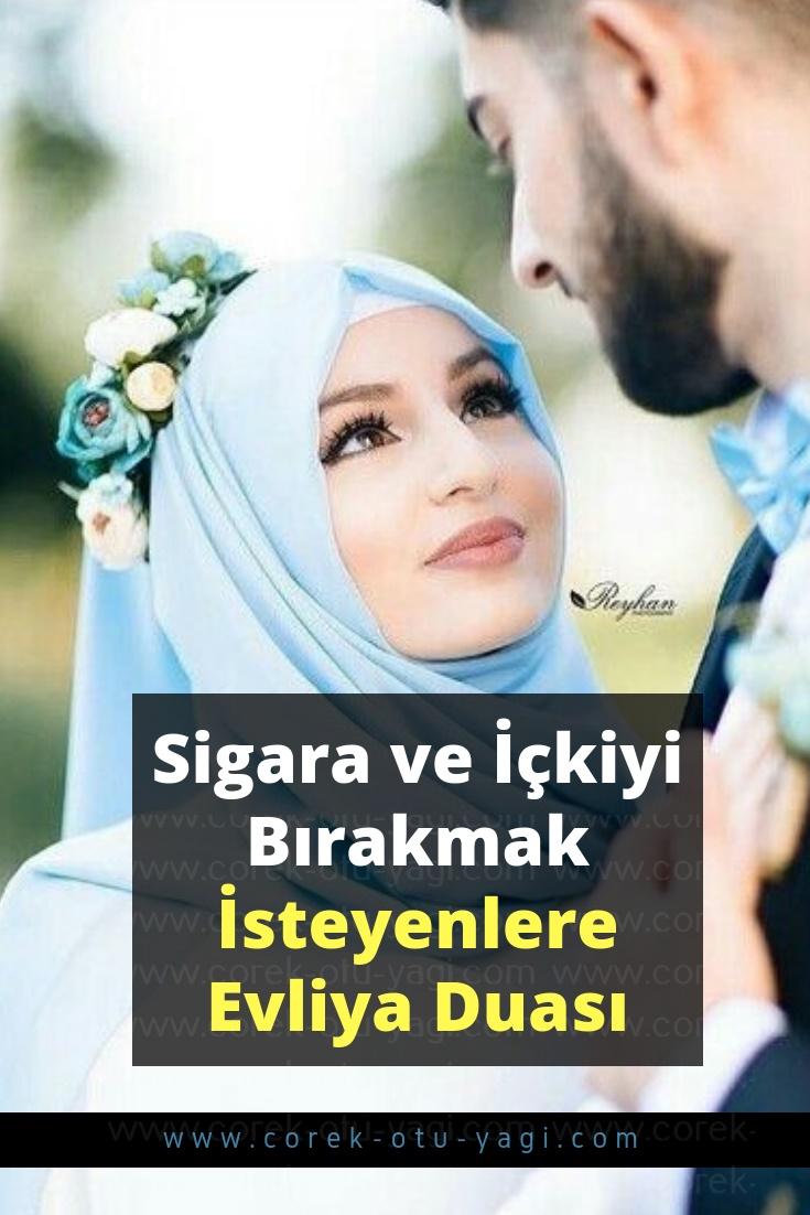 Sigara ve İçkiyi Bırakmak İsteyenlere Evliya Duası | www.corek-otu-yagi.com