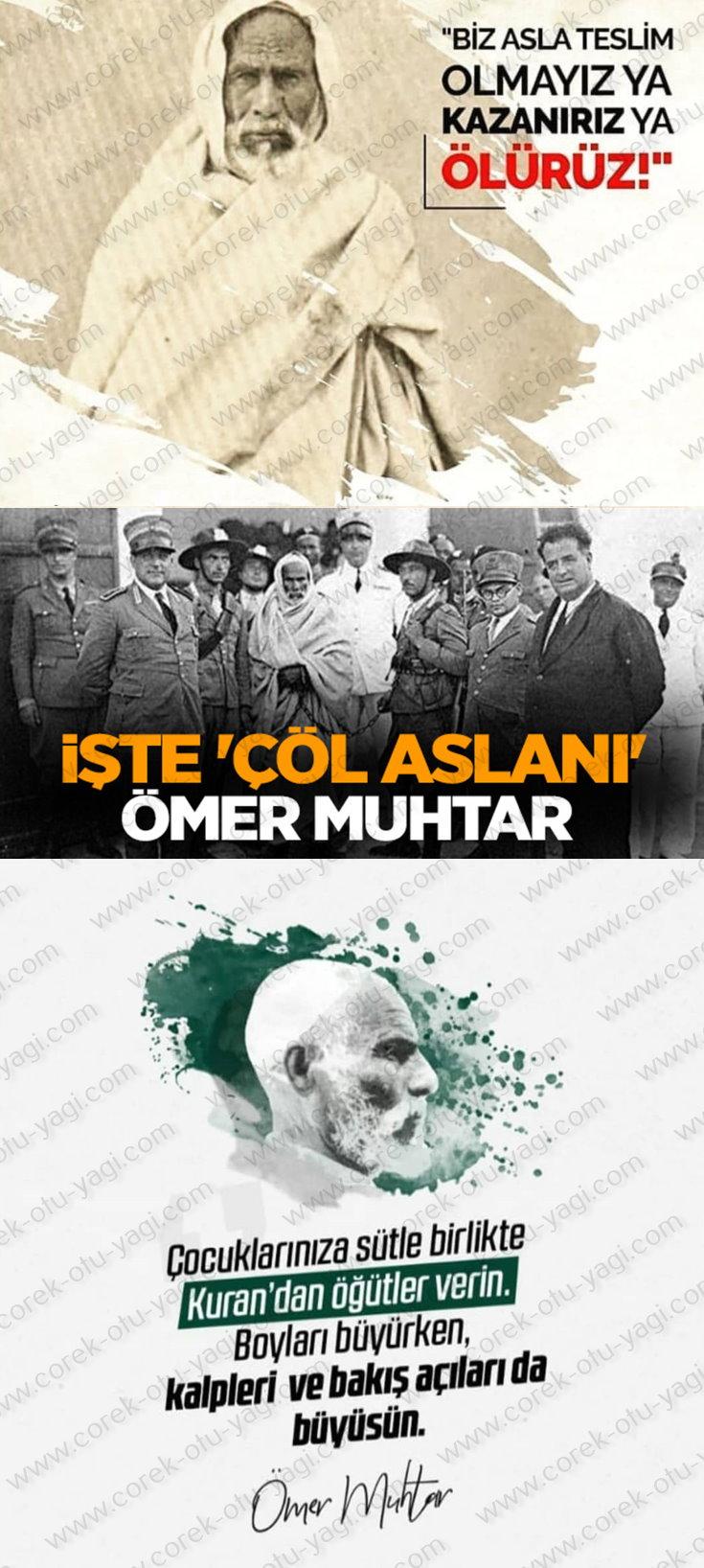 İtalyan Hakim Ömer Muhtar'a Sorar | www.corek-otu-yagi.com