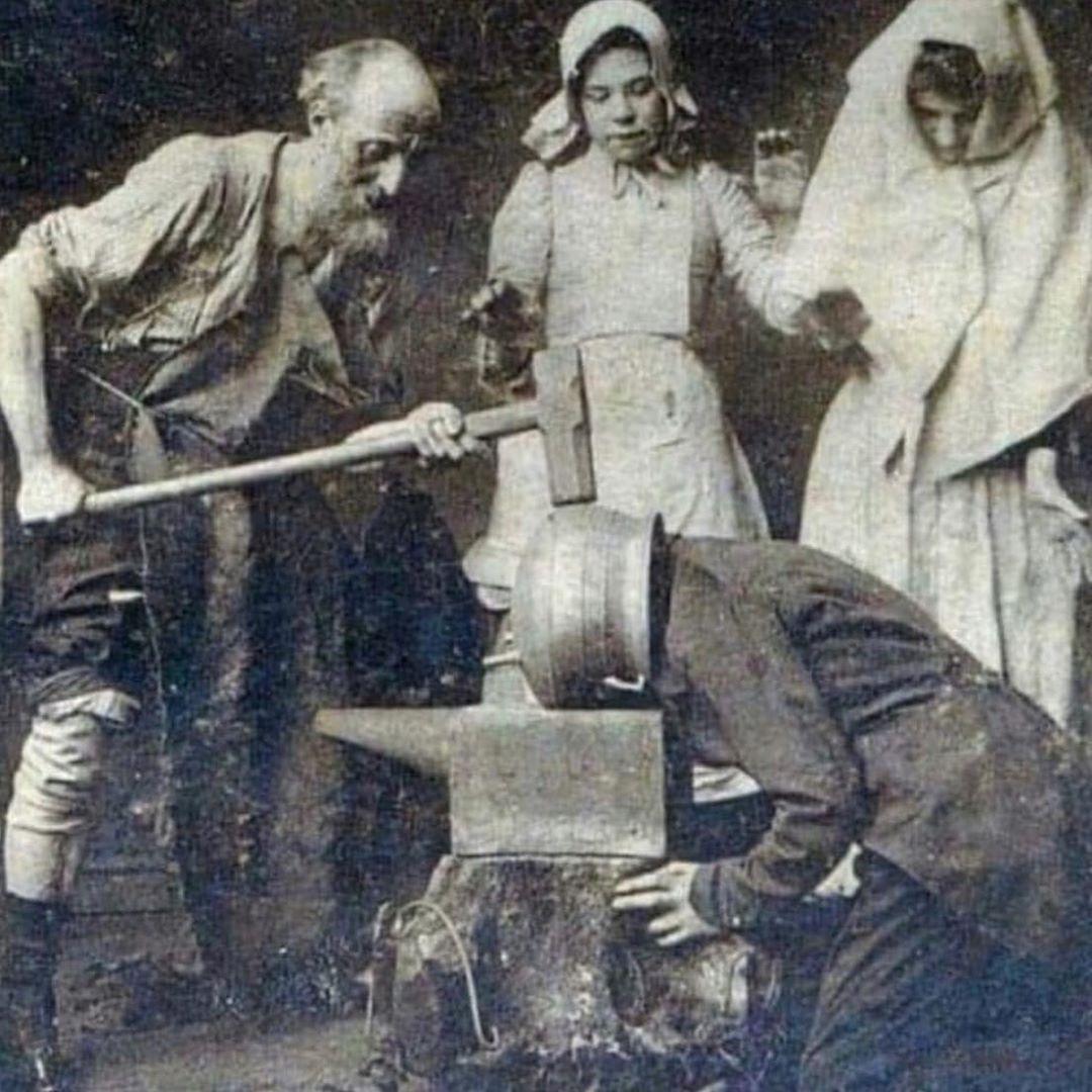 1850'de ilginç bir tedavi yöntemi | www.corek-otu-yagi.com
