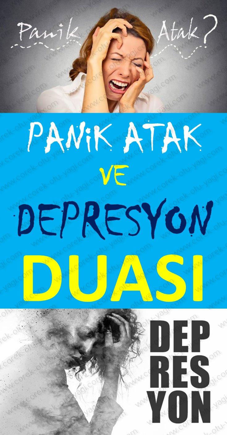 Panik Atak ve Depresyon Duası |