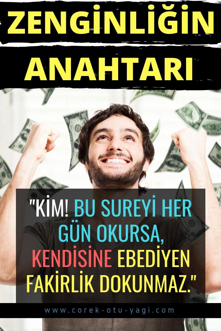 Zenginliğin Anahtarı | www.corek-otu-yagi.com