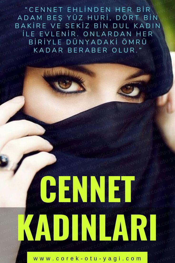 Cennet Kadınları: Huriler | www.corek-otu-yagi.com