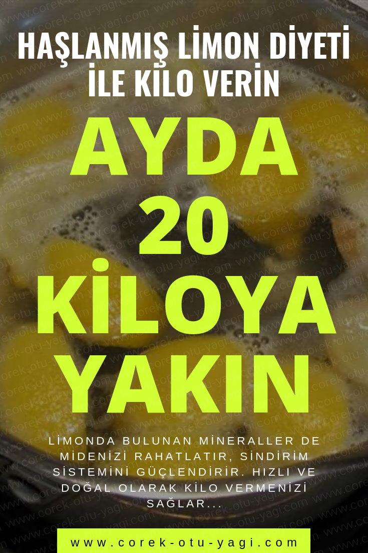 Haşlanmış Limon Diyeti ile Ayda 20 Kiloya Kadar Kilo Verin | www.corek-otu-yagi.com